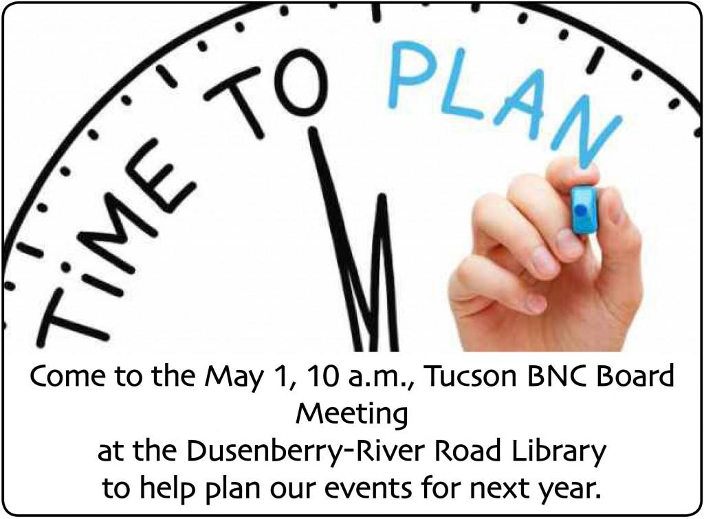 Board & Planning Mtg