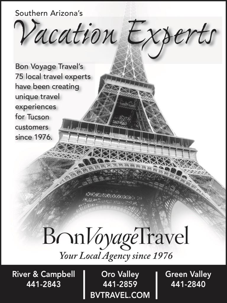 *Bon Voyage Travel ¼