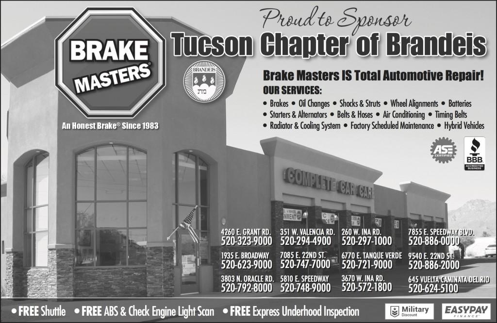 Brake Masters ½
