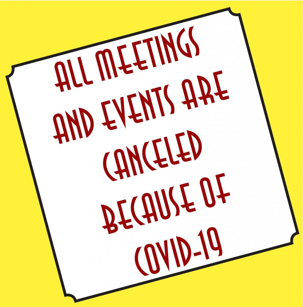 COVID-19 Cancellation