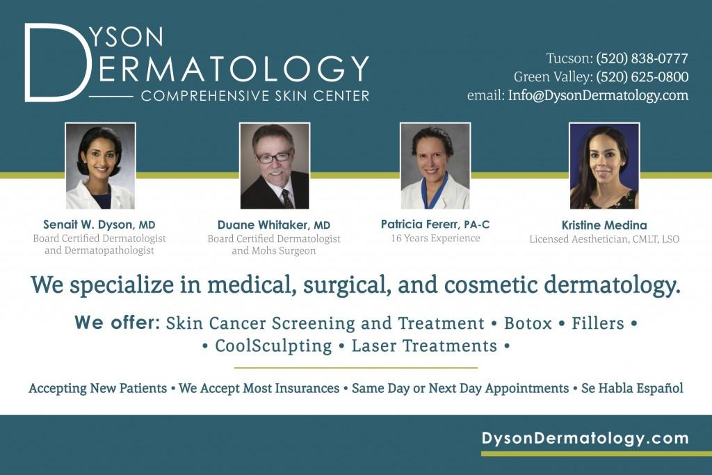 Dyson Dermatology ½