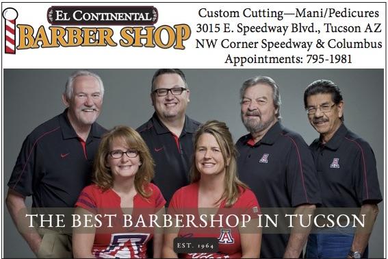 El Con Barber Shop Ad