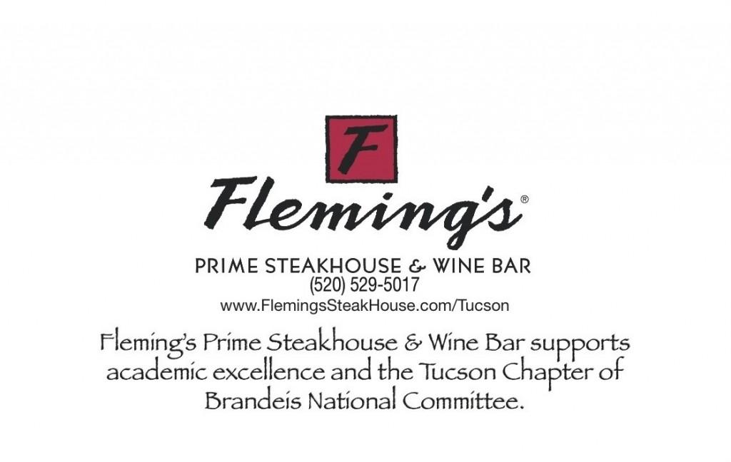 Fleming's 1:2