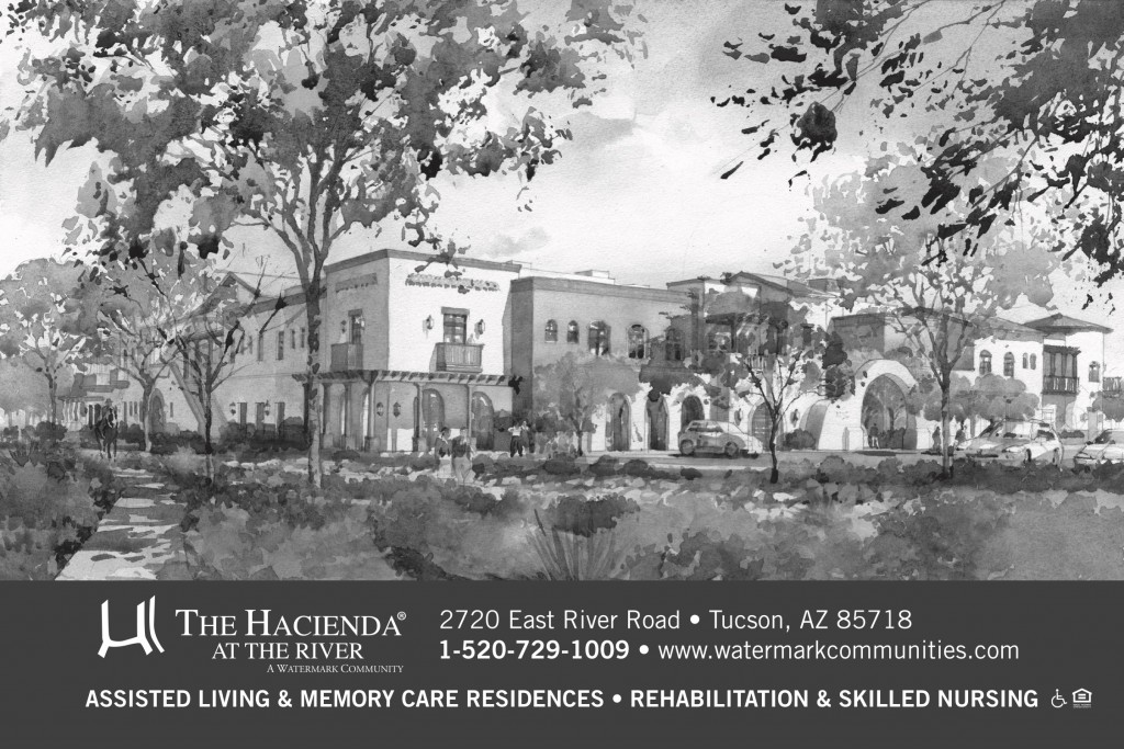 Hacienda at the River ½