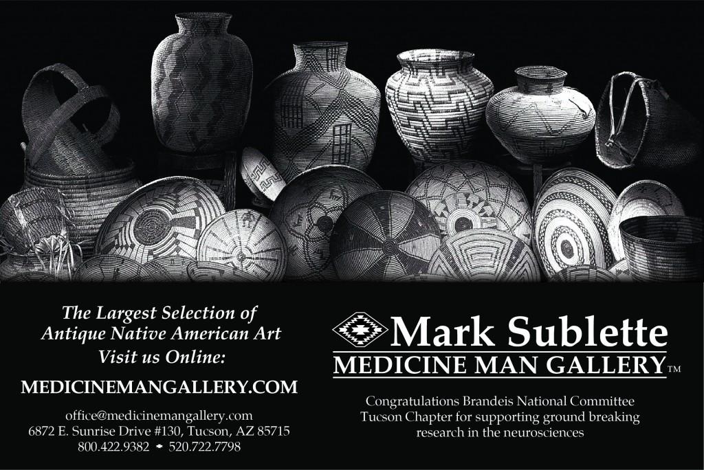 Medicine Man Gallery-Sublette ½
