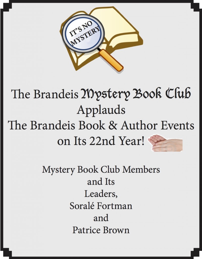 Mystery Book Club Ad