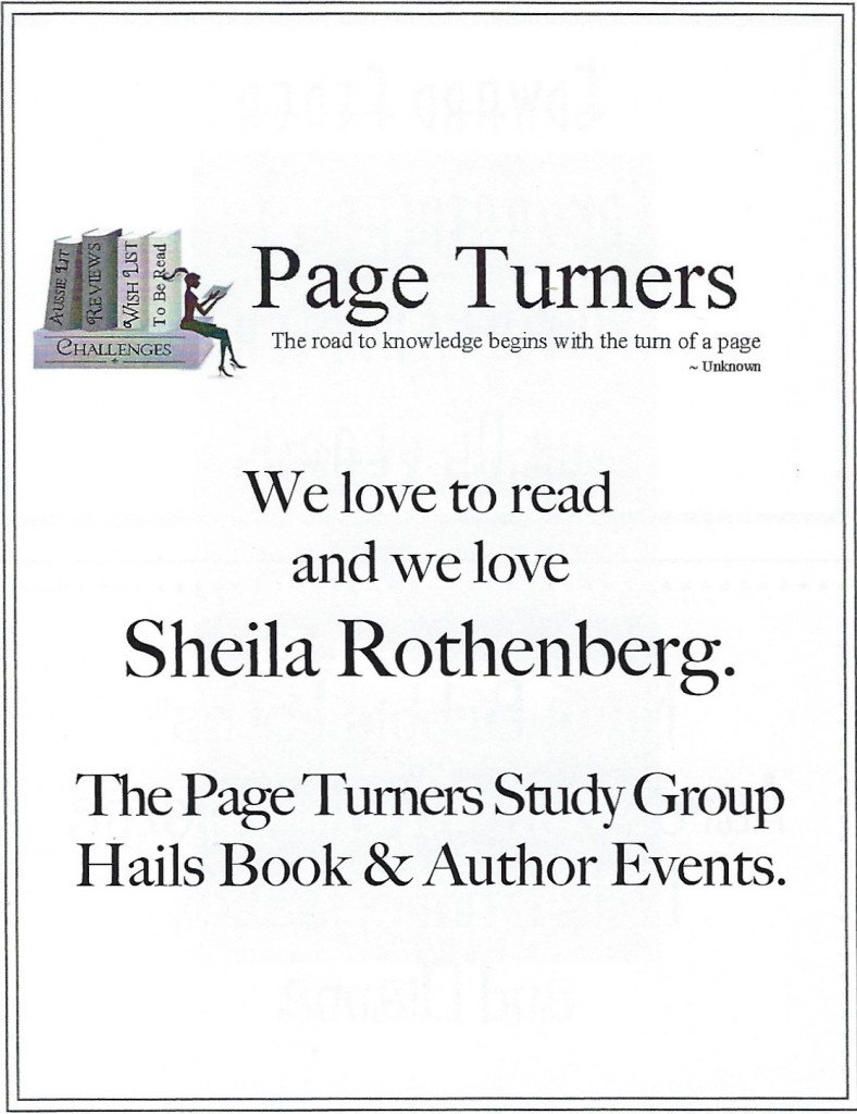 Page Turners SG ¼