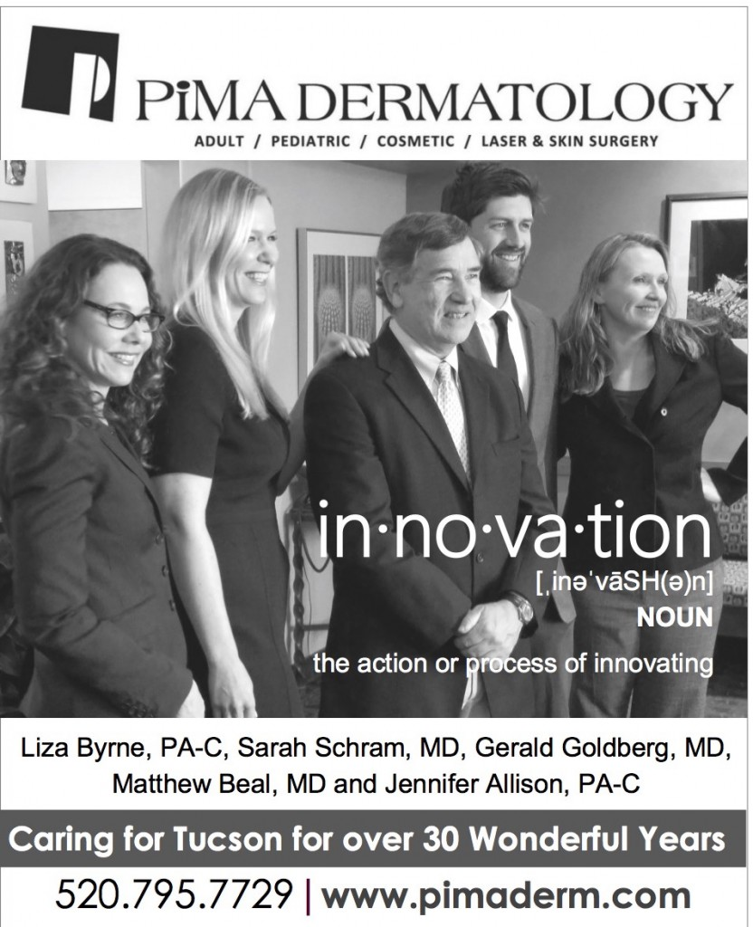 Pima Derm:Goldberg ¼