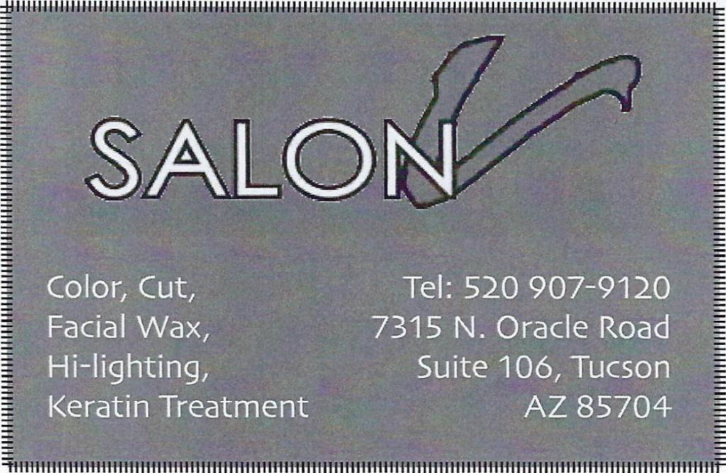 Salon V ⅛