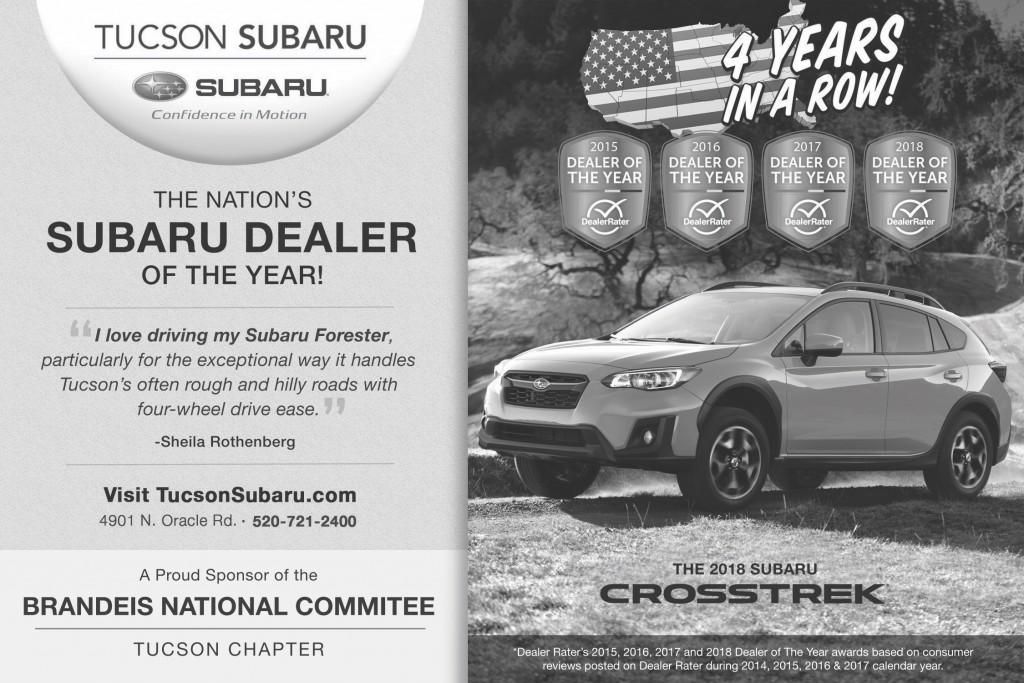 Tucson Subaru ½