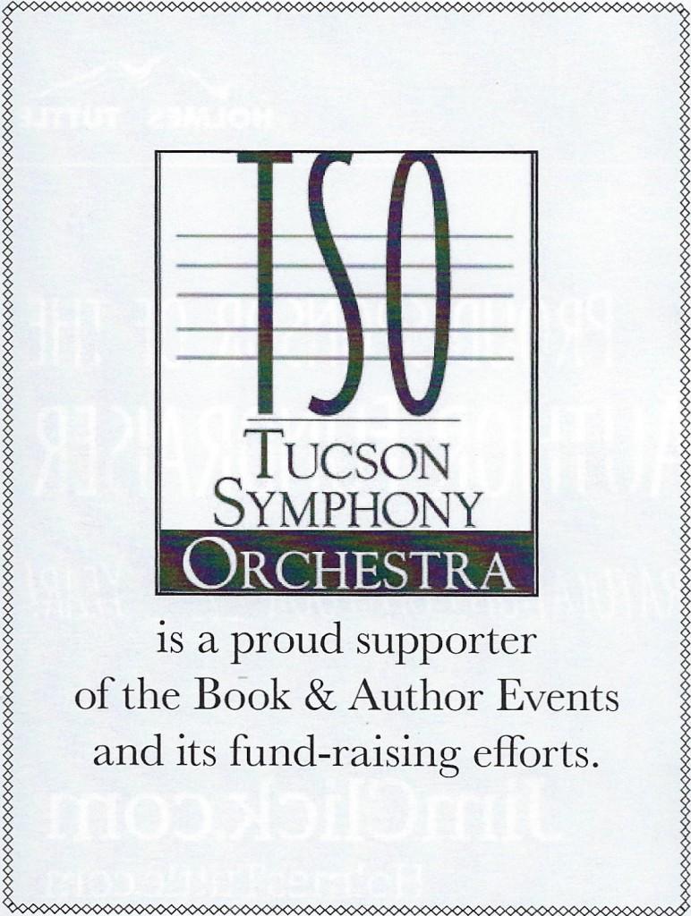 Tucson Symphony (TSO) ¼